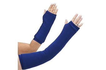 CastCoverz! Armz! Washable and Reusable Cast Cover in Navy - Large Short