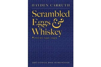Scrambled Eggs & Whiskey  : Poems, 1991-1995