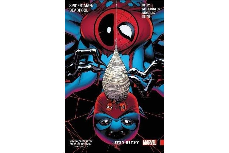Spider-man/deadpool Vol. 3: Itsy Bitsy