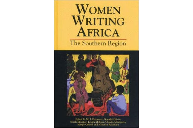 Women Writing Africa: The Southern Region: v. 1