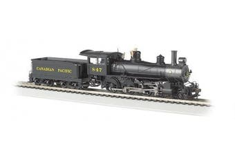 Bachmann Industries Baldwin 130cm Driver 4-6-0 DCC Ready Locomotive - CANADIAN PACIFIC #847 - (1:87 HO Scale)