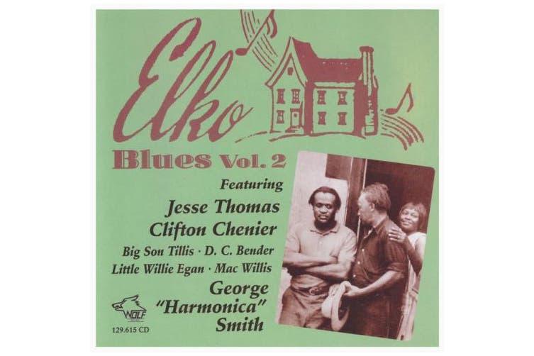 Elko Blues, Vol. 2