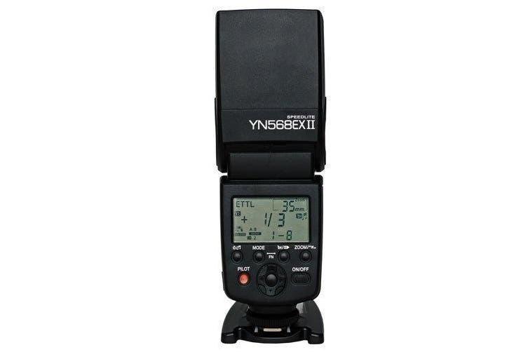 YONGNUO YN-568 YN568 EX II TTL Flash Speedlite with High Speed Sync for Canon