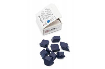 (dark blue) - Candle Shop - Dark Blue Colour Dye for 20kg of wax - Candle dye chips for making candles - Candle wax Dye