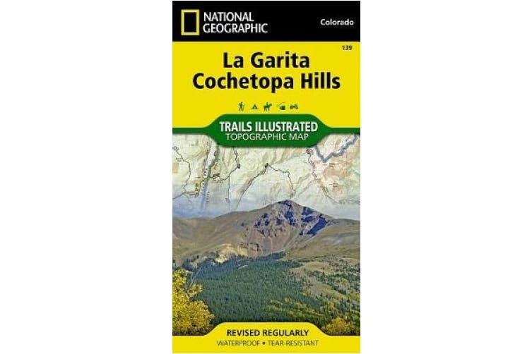 La Garita Cochetopa Hills: Colorado, USA