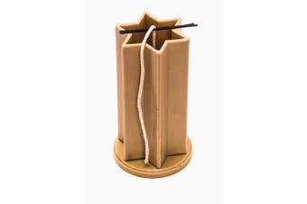 (1) - Candle moulds for candle making - For Carved Candles № 1 - Moulds are made of plastic