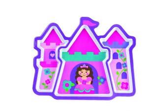 (princess) - Stephen Joseph Melamine Tray, Princess