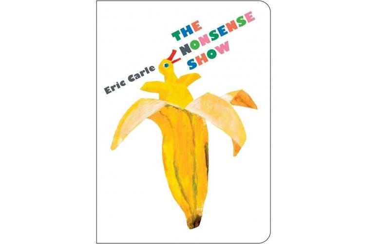 The Nonsense Show [Board book]