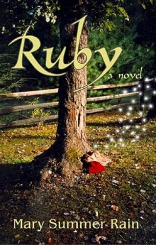 Ruby: A Novel When antiques dealer Sadie Brennan is called to her family's estate outside Chicago, she has no idea she's being pulled into two mysteries. She knows her 8-year old niece Savannah has entered a trauma-induced state of muteness, but once she arrives in town Sadie meets a homeless woman named Ruby, and her life truly becomes an odyssey. Together, Sadie and Savannah seek to solve the puzzle that is Ruby, and come to believe that the woman in the rumpled, second-hand clothing is an incarnation of God, engaging and challenging them to become something greater.