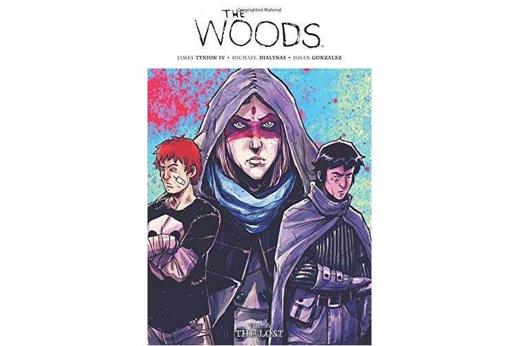 The Woods Vol. 6: The Lost (The Woods)
