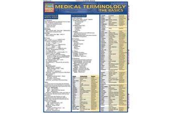 Medical Terminology: The Basics: Laminate Reference Chart
