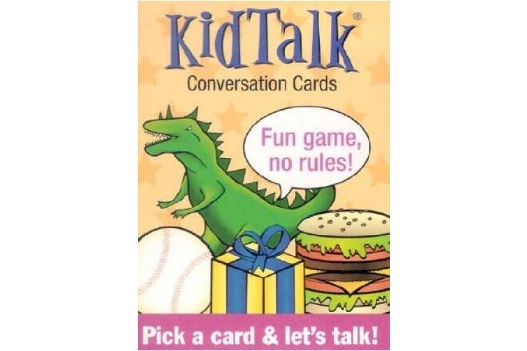 Kidtalk Conversation Cards