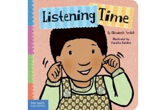 Listening Time (Toddler Tools) [Board book]