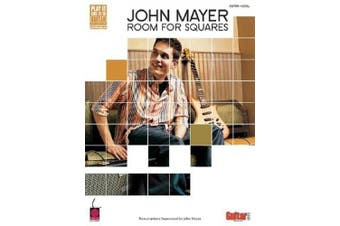 John Mayer: Room for Squares (Tab)