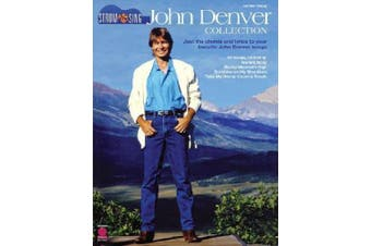 John Denver Collection: Just the Chords and Lyrics to Your Favorite John Denver Songs (Strum & Sing: Guitar, Vocal)
