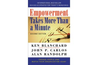 Empowement Takes More Than a Minute (UK Professional Business Management / Business)