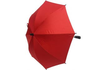 Shop For Baby Parasol Compatible with Bugaboo Stroller Buggy Pram Red