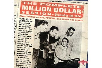 The Complete Million Dollar Session