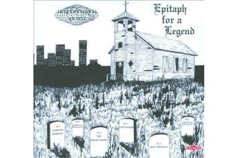 Epitaph for a Legend [Digipak]