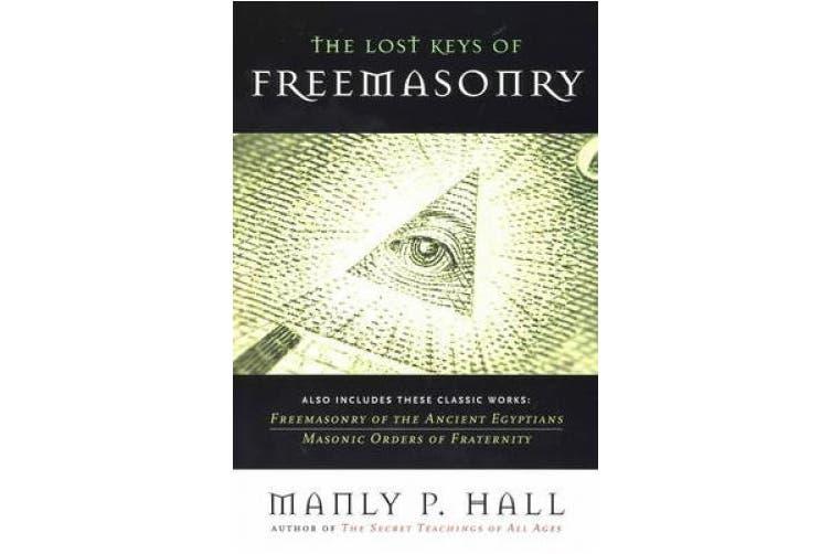 The Lost Keys Of Freemasonry Kogan Com