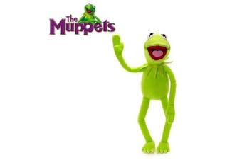 The Muppets Kermit 50cm Soft Plush Toy by BabyCentre