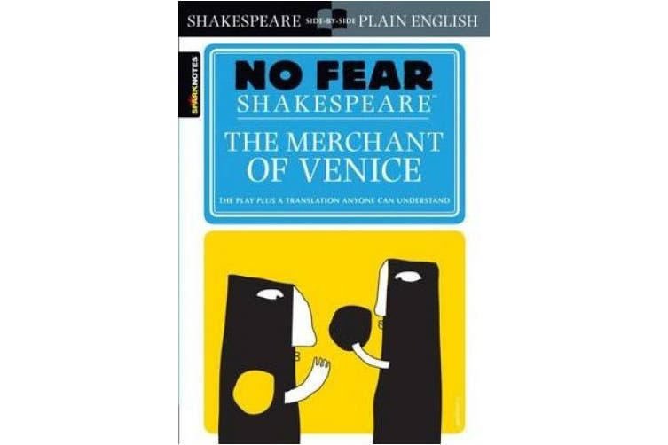 The Merchant of Venice (No Fear Shakespeare) (No Fear Shakespeare)