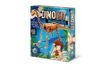 Buki - 439BRA - Dino Kit - Brachiosaure