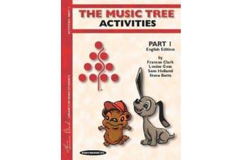 The Music Tree Activities, Part 1 (Music Tree (Summy))