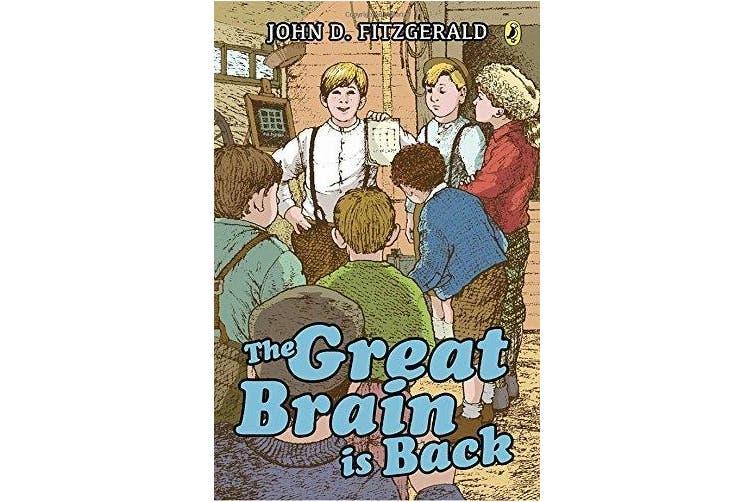The Great Brain Is Back (Great Brain)