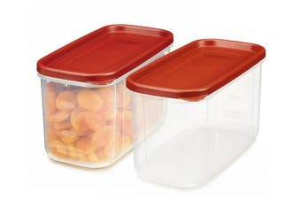 (2) - Rubbermaid 10-Cup Dry Food Container (Set of 2)