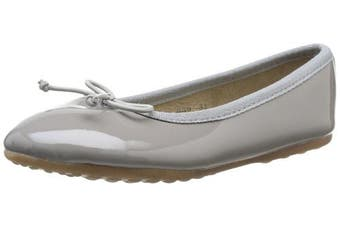 (2 UK, Gris (72 Mouse)) - Bisgaard Girls' 12304999 Slippers