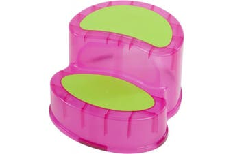(Pink) - Bieco 79000111 - Seat/Kick Two Stages Each About 10cm, About 39 x 34 x 20 cm, Pink