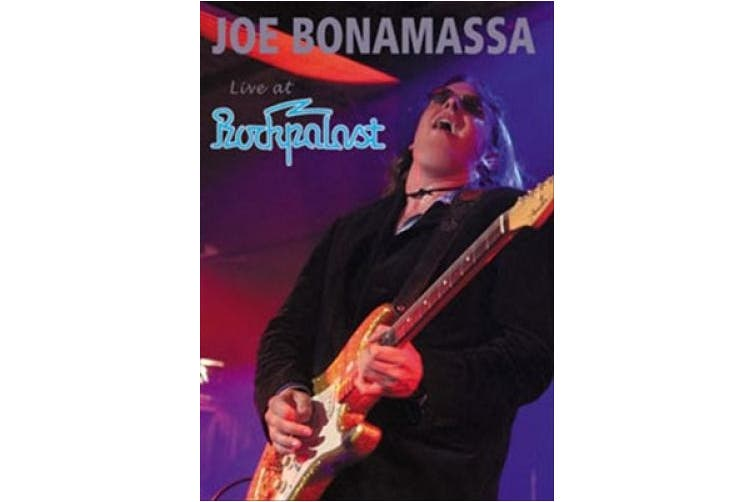 Joe Bonamassa - Live at the Rockaplast [Region 1]