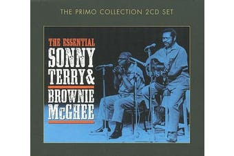 The Essential Sonny Terry [Slipcase]