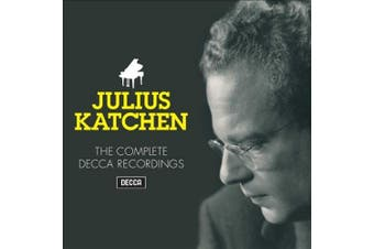 KATCHEN, JULES-JULIUS KATCHEN:THE COMPLETE DECCA RECORD
