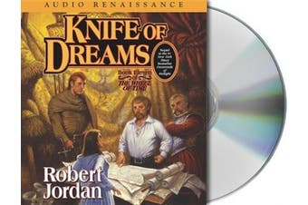 Knife of Dreams: Book Eleven of 'the Wheel of Time' (Wheel of Time) [Audio]