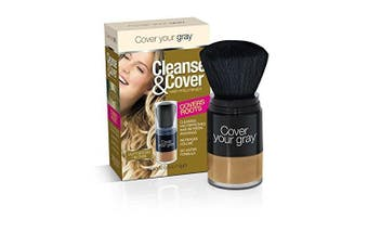 (LIGHT BROWN/BLONDE) - Cover Your Grey Hair Freshener, Light Brown/blonde, 10ml