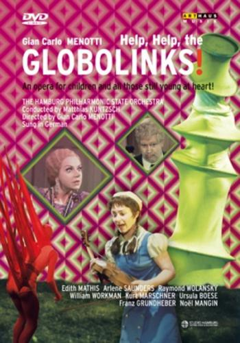 Help, Help, the Globolinks: Hamburg State Opera (Kuntsch) [Region 4] Help, Help, the Globolinks: Hamburg State Opera (Kuntsch)