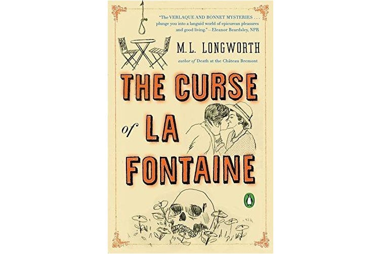 The Curse of La Fontaine: A Verlaque and Bonnet Mystery (Verlaque and Bonnet Provencal Mystery)