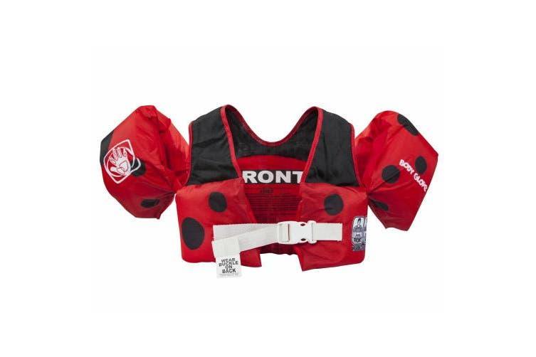 (Ladybug Swim) - Body Glove Paddle Pals Learn to Swim Life Jacket - The Safest U.S. Coast Guard Approved Learn-to-Swim Aid