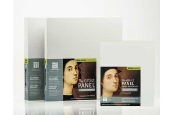"(7/8"" Cradled, 28cm  x 36cm ) - Ampersand Art Supply Primed Smooth Artist Panel 2.2cm Cradled Profile, 28cm x 36cm"