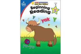Beginning Reading, Grade K (Home Workbooks)