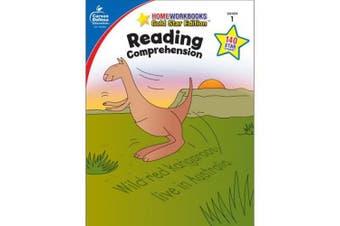 Reading Comprehension Grade 1 (Home Workbooks: Gold Star Edition)