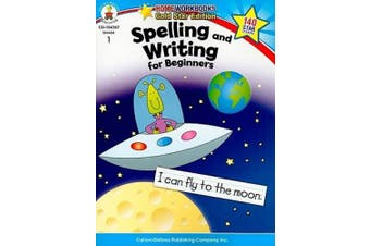 Spelling and Writing for Beginners Grade 1 (Home Workbooks