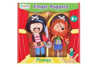 Pirates Finger Puppet Set