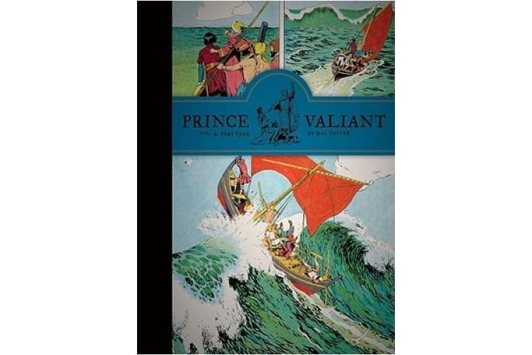 Prince Valiant, Volume 4: 1943-1944