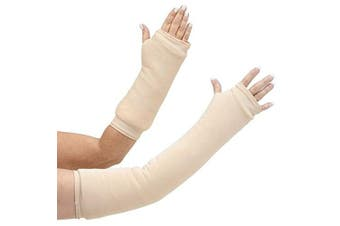 CastCoverz! Armz! Washable and Reusable Cast Cover in Nude Light - Medium Short