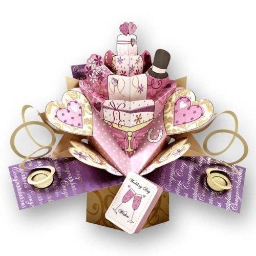 Pop Up Wedding Cake Pop Up Wedding Cake