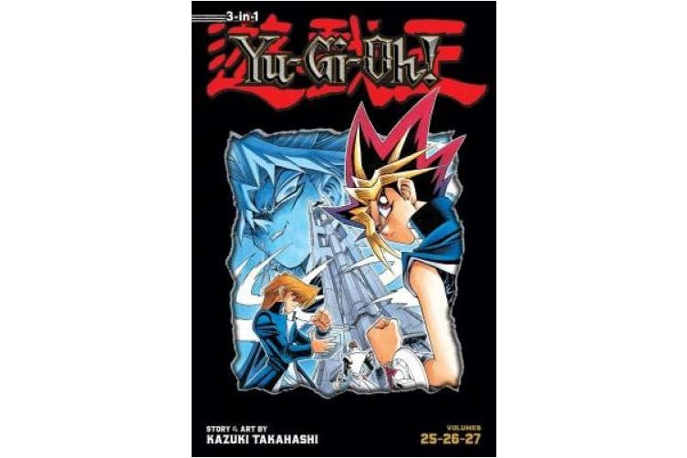 Yu-GI-Oh! (3-In-1 Edition), Volume 9: Includes Vols. 25, 26 & 27