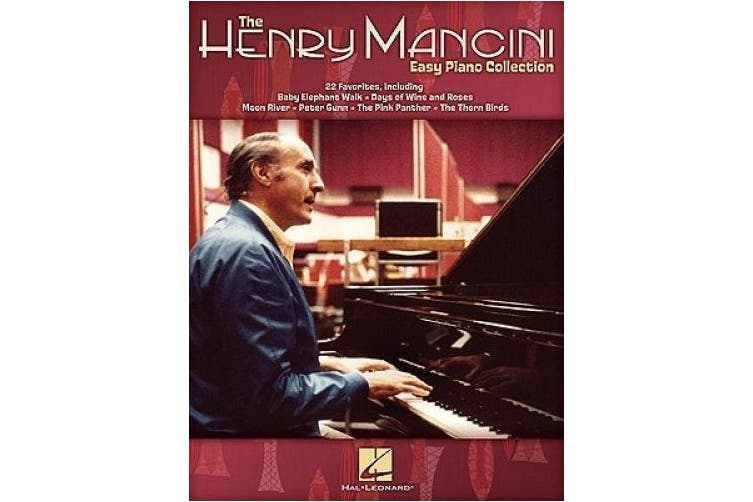 Henry Mancini: The Henry Mancini Easy Piano Collection